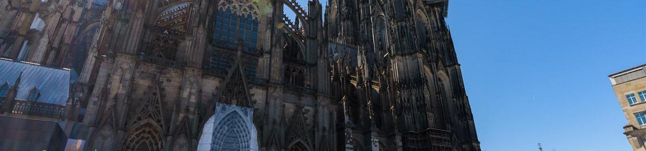 4e jaars leerlingen naar Keulen