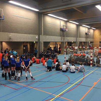 Interscolair volleybaltoernooi
